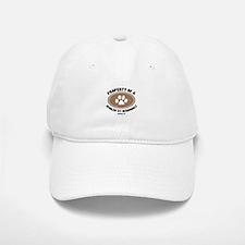 St. Berdoodle dog Baseball Baseball Cap