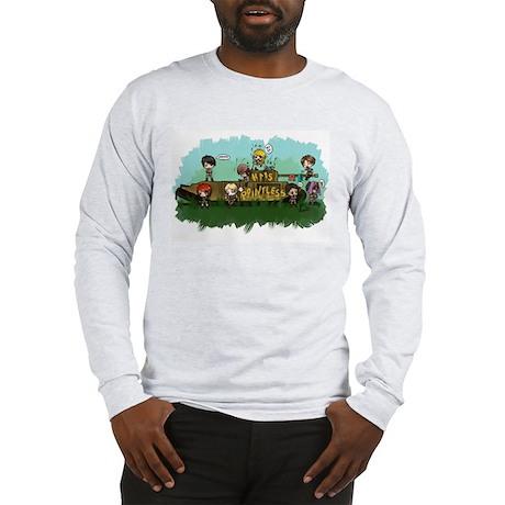 HMS Pointless Long Sleeve T-Shirt