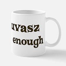 One Kuvasz Mug