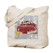 timmysumbrellas_tile Tote Bag
