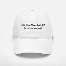 One Kooikerhondje Baseball Baseball Cap