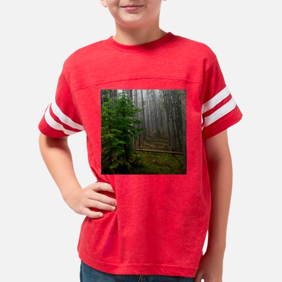 Pine forests 2 Youth Football Shirt