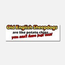 oes_potatochips Car Magnet 10 x 3