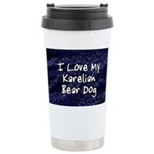karelian_funklove_oval Travel Mug