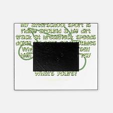 afterschoolsport_black Picture Frame