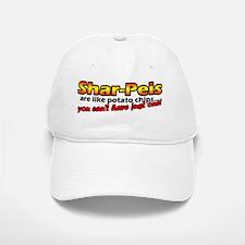 sharpei_potatochips Baseball Baseball Cap