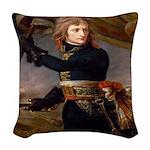 Napoleon Woven Throw Pillow