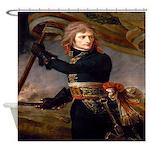 Napoleon Shower Curtain