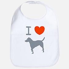 Parson Russell Terrier Bib