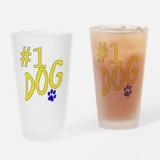 no1dog Drinking Glass