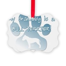 granddog_bullterrier Ornament