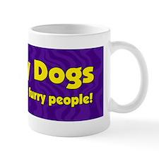 canarydog_flp Mug