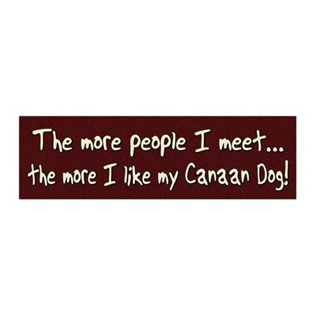 canaan_morepeople 20x6 Wall Decal