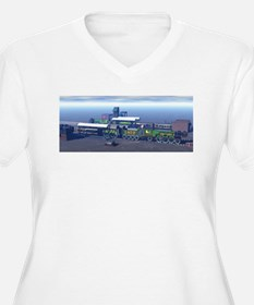 The Flying Scotsman 1 cutaway 1 normal Plus Size T