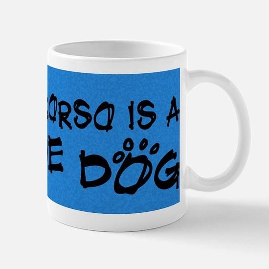 cane_rescuedog Mug
