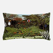 Exotic Landscape Pillow Case