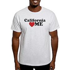 California Loves Me T-Shirt