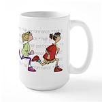High Performance Women Large Mug