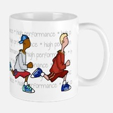 High Performance Men Mug