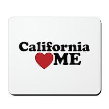 California Loves Me Mousepad