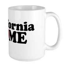 California Loves Me Mug