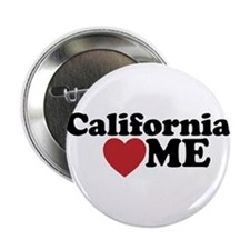 "California Loves Me 2.25"" Button"