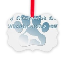 grandchildren_catahoula Ornament