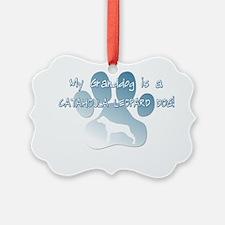 granddog_catahoula Ornament