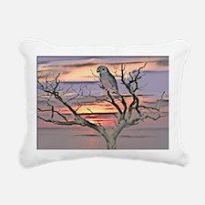 duskypionus_art_card Rectangular Canvas Pillow