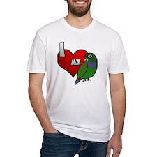 iheartmy_maxipionus_blk Shirt