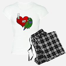 iheartmy_maxipionus_blk Pajamas