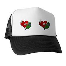 iheartmy_maxipionus_mug Trucker Hat