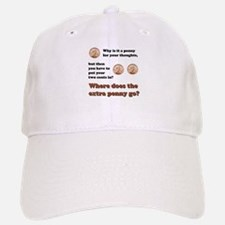 Two Cents Baseball Baseball Cap
