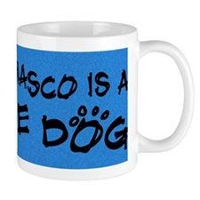 rescuedog_bergamasco Mug