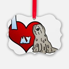 iheartmy_bergamasco Ornament
