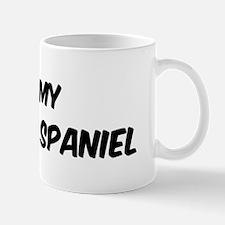 I Love: Clumber Spaniel Mug