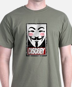 """Disobey the Giant"" T-Shirt"