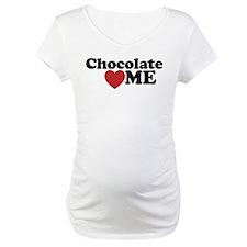 Chocolate Loves Me Shirt