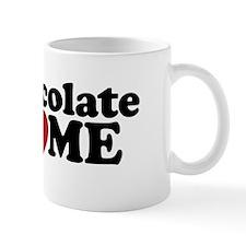 Chocolate Loves Me Mug