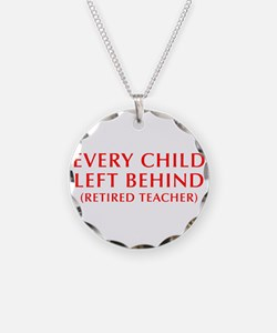 every-child-left-behind-OPT-RED Necklace