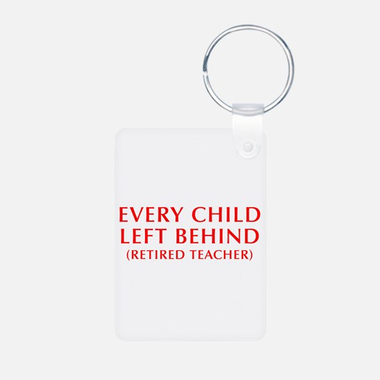 every-child-left-behind-OPT-RED Keychains