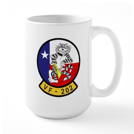 VF-202 Superheats Large Mug