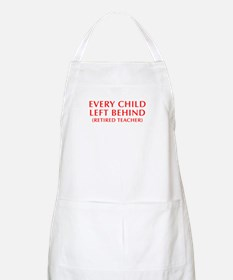 every-child-left-behind-OPT-RED Apron
