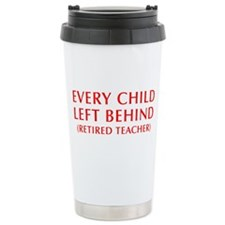 every-child-left-behind-OPT-RED Travel Mug