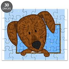 cartoon_plott_mousepad Puzzle