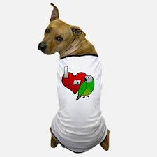 iheartmy_duskyconure Dog T-Shirt