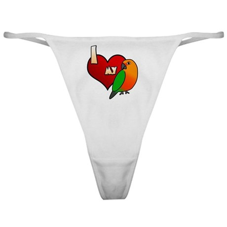iheartmy_jenday Classic Thong