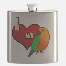 iheartmy_jenday_blk Flask