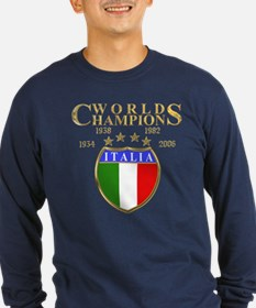 Italia Gold World Champs T