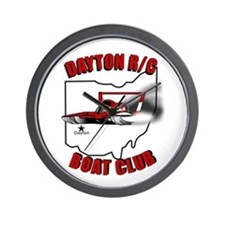 Wall Clock - Dayton RC Boat Club